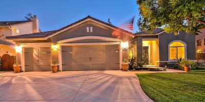 HOLLISTER CA Single Family Home For Sale: $709,000