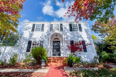 SAN MATEO Single Family Home For Sale: 520 Aragon Blvd
