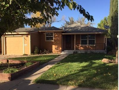 Tracy Single Family Home For Sale: 465 W 22nd St