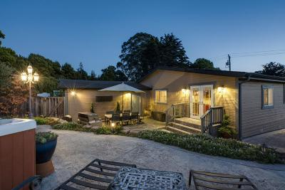 Half Moon Bay Single Family Home For Sale: 456 5th Ave