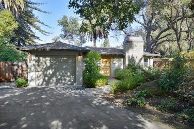 MENLO PARK Single Family Home For Sale: 340 San Mateo Dr