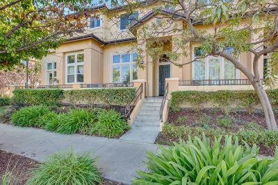 SAN JOSE Townhouse For Sale: 5126 Graves Ave