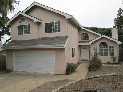 MONTEREY CA Single Family Home For Sale: $998,000