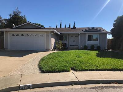 Pittsburg Single Family Home For Sale: 2129 Stockton Ct