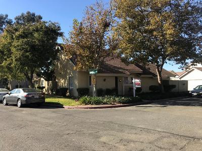 SAN JOSE CA Townhouse For Sale: $750,000