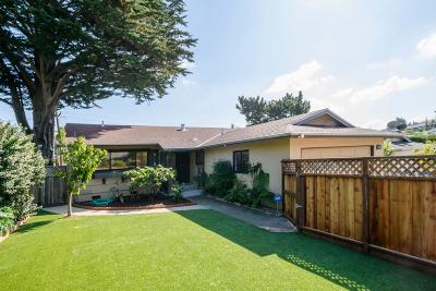 SAN BRUNO Single Family Home For Sale: 131 Camellia Ct