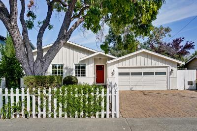 MOUNTAIN VIEW Single Family Home For Sale: 768 Hans Ave