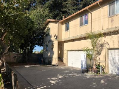 WATSONVILLE Multi Family Home For Sale: 27 Marchant St