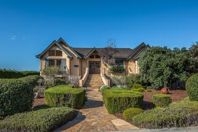 CARMEL Single Family Home For Sale: 125 Carmel Riviera Dr