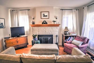 Pacific Grove Single Family Home For Sale: 611 Granite St