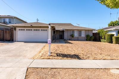 San Jose Single Family Home For Sale: 545 S Park Dr