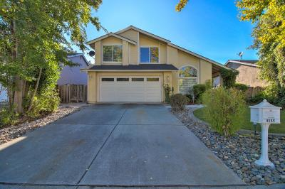 SAN JOSE Single Family Home For Sale: 4959 Scarlett Way