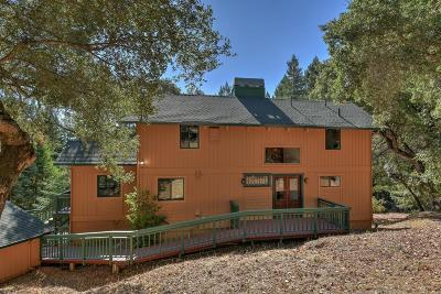 Santa Cruz County Single Family Home For Sale: 485 Cresci Rd