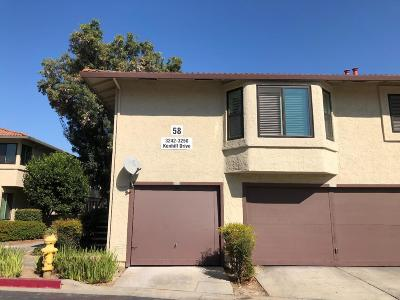 San Jose Condo For Sale: 3250 Kenhill Dr