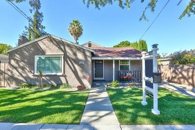 Single Family Home For Sale: 1261 Curtner Ave