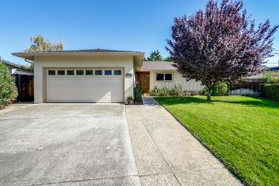 Cupertino Single Family Home For Sale: 1322 Flower Ct