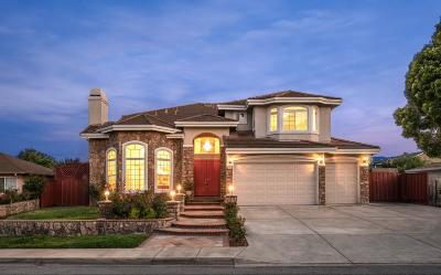 CUPERTINO CA Single Family Home For Sale: $3,795,000