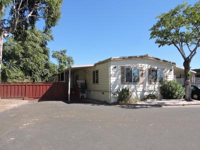 San Jose Mobile Home For Sale: 2150 Monterey Rd 264