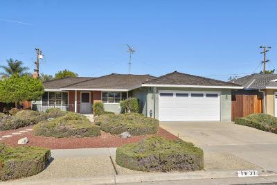 SAN JOSE Single Family Home For Sale: 1637 Town Club Dr