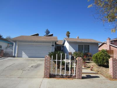 SAN JOSE Single Family Home For Sale: 2921 Irwindale Dr