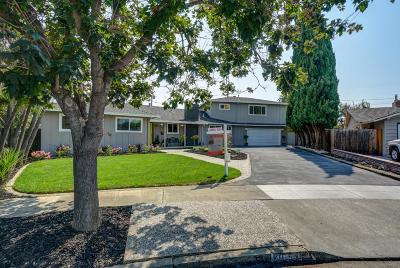 SAN JOSE CA Single Family Home For Sale: $2,288,800