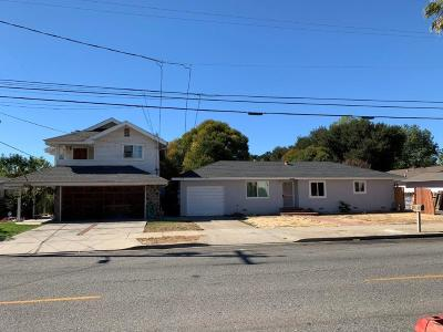 MORGAN HILL Multi Family Home For Sale: 16245 Church St