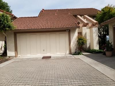 SAN JOSE Single Family Home For Sale: 374 Via Primavera Dr