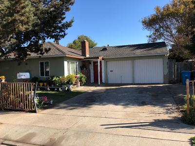 EAST PALO ALTO Single Family Home For Sale: 1626 Tulane Ave