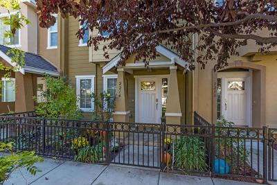 Mountain View Townhouse For Sale: 2214 Raspberry Ln