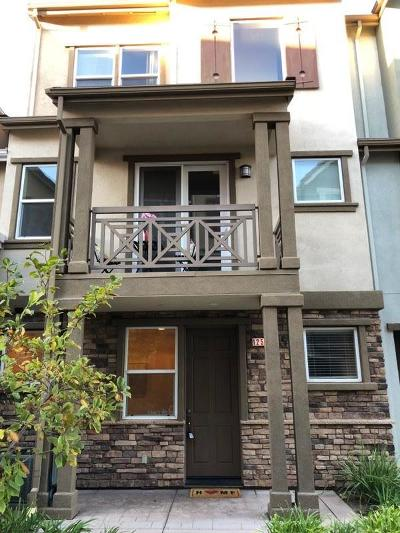 SAN JOSE Townhouse For Sale: 1252 Water Lily Way