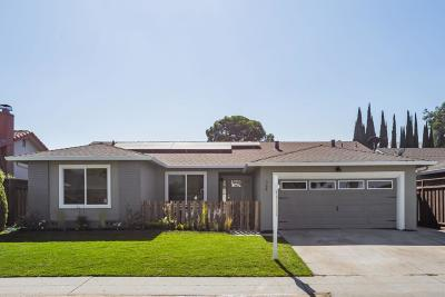 SAN JOSE Single Family Home For Sale: 364 Madison Dr