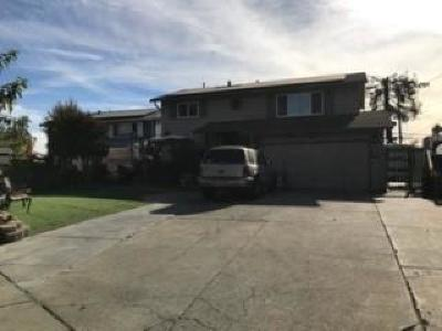 SAN JOSE Single Family Home Contingent: 1511 Mount Everest Ct