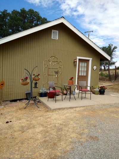 MOUNT HAMILTON CA Single Family Home For Sale: $999,999
