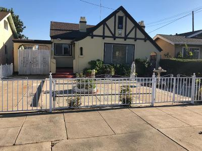 SAN JOSE CA Single Family Home For Sale: $749,888
