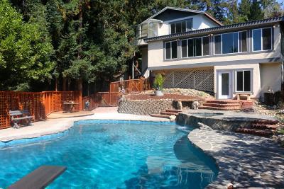SANTA CRUZ CA Single Family Home For Sale: $1,479,000