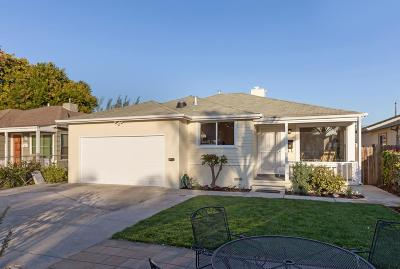 East Palo Alto Single Family Home For Sale: 2052 Pulgas Ave
