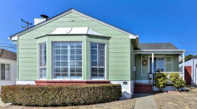 SOUTH SAN FRANCISCO Single Family Home For Sale: 230 Hazelwood Dr