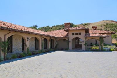 Monterey County Single Family Home For Sale: 6 Vista Cielo