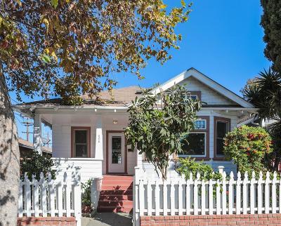 SAN JOSE Single Family Home Contingent: 806 Locust St
