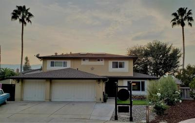 Gilroy Single Family Home For Sale: 895 Dearborn Pl