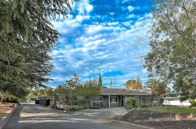 HOLLISTER Single Family Home For Sale: 1341 Sunnyslope Rd