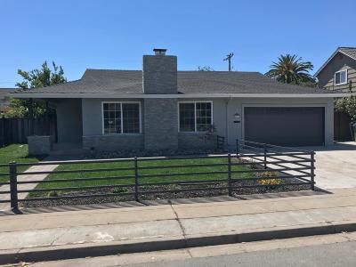 SAN JOSE CA Single Family Home For Sale: $1,289,000