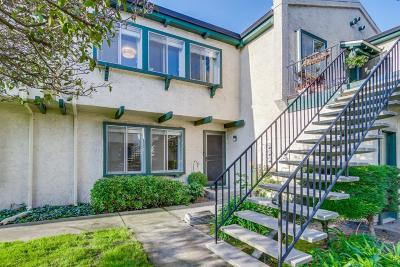 SANTA CLARA Townhouse For Sale: 1031 Clyde Ave 303