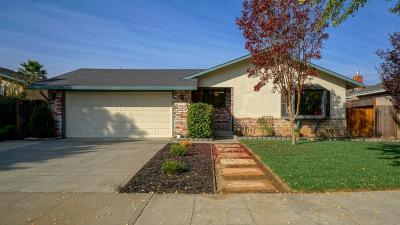 CAMPBELL Single Family Home Contingent: 2279 Maximilian Dr