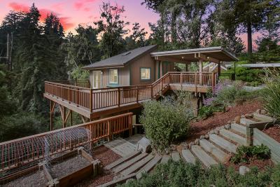 APTOS Single Family Home For Sale: 851 Burns Ave