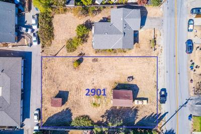 Santa Cruz County Residential Lots & Land For Sale: 2901 Center St