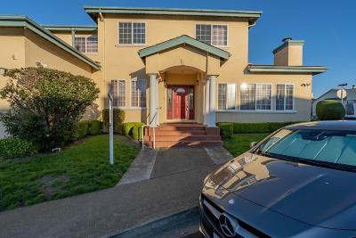DALY CITY Single Family Home Contingent: 831 Southgate Ave