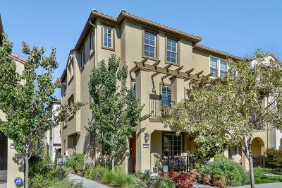 Mountain View Townhouse For Sale: 130 Minaret Ave