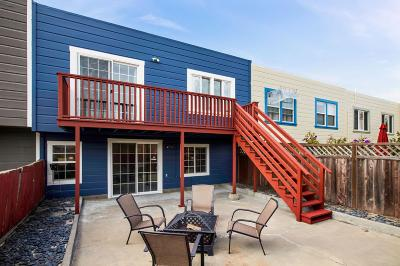 SAN FRANCISCO Single Family Home For Sale: 2214 34th Ave