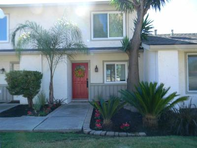 SAN JOSE Townhouse For Sale: 2043 Annerly Ct